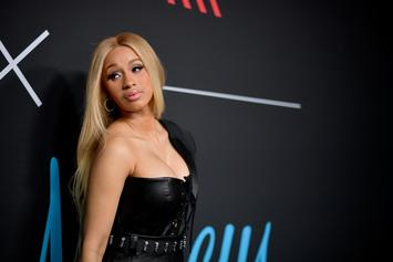 Here's Cardi B's Rider For Coachella 2018