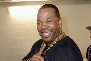 """BTS: Busta Rhymes' Video Shoot For """"I Wanna Thank You"""" With Kanye West & Q-Tip"""