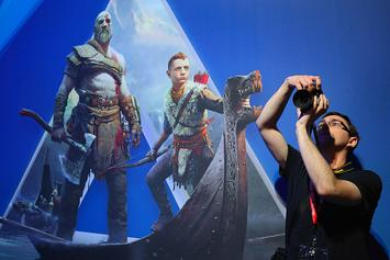 """""""God Of War"""" Soundtrack Hits Spotify Ahead Of Game Release"""