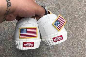 NASA x Vans Sneaker Collection Reportedly In The Works