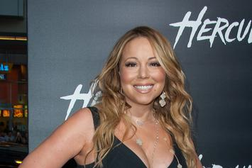 Mariah Carey Hit The Studio With Jermaine Dupri & Nas