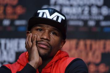 Shooter Who Ambushed Floyd Mayweather's Entourage Fired 12 Shots: Report