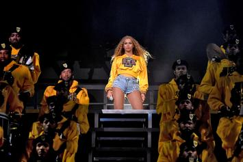 "Beyonce's ""Lemonade"" #1 On iTunes Global Charts After Coachella Performance"