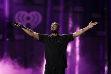 "Drake Reveals The Executive Producers On ""Scorpion"""