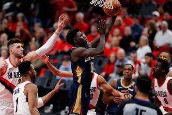 Jrue Holiday Goes Off In Portland, Leads Pelicans To 2-0 Lead