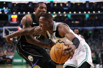 "Eric Bledsoe On Terry Rozier: ""I Don't Even Know Who The F*ck That Is"""