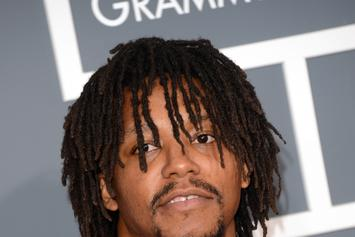 Lupe Fiasco Cuts Show Short After Getting Hit With A Tomato On Stage