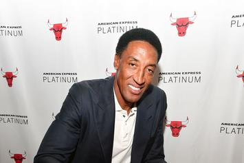 $50,000 In Tractors Stolen From Scottie Pippen's Farm