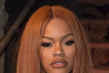 Teyana Taylor Dropped From Adidas Over Rihanna Beef