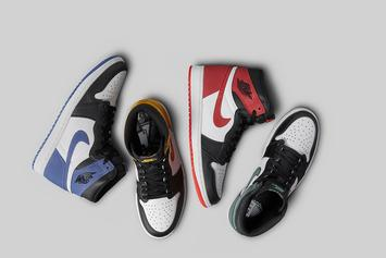 "Jordan Brand Introduces ""Best Hand In The Game"" Air Jordan 1 Collection"