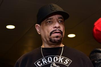 "Ice-T & Mick Benzo Are Preparing To Launch A New Podcast Titled ""Ice-T: Final Level"""