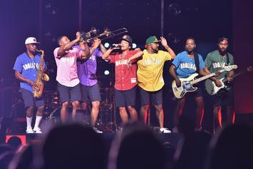 Bruno Mars' 24K Magic Tour Rakes In Staggering $240 Million So Far