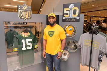 Ex-Packers RB Ahman Green Gets Probation For Child Abuse Charge