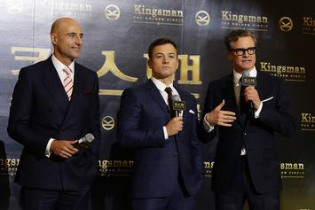 """Kingsman 2: The Golden Circle"" Official Trailer Revealed"