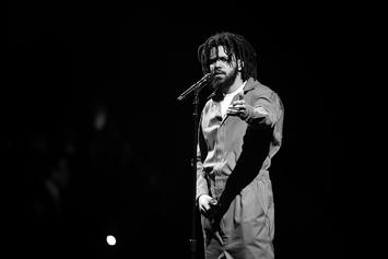 "J. Cole's ""KOD"" Title Track Reportedly Breaks Spotify Opening Day Record"