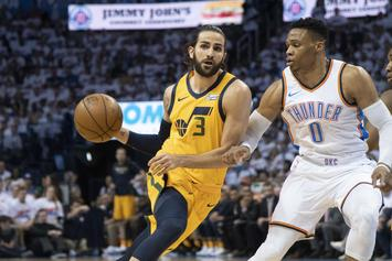 "Russell Westbrook On Rubio's Triple Double: ""'I'm Gonna Shut That S--- Off"""