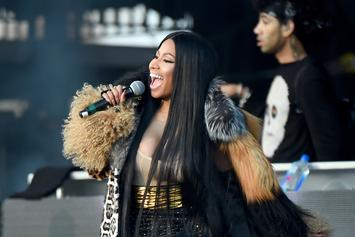 "Nicki Minaj Teases Upcoming Tour: ""If You Miss It, Don't Be Mad At Chun"""