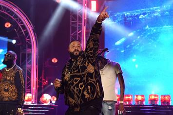 DJ Khaled Hints At An Upcoming Air Jordan Collab