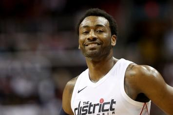 John Wall Refusing To Listen To Drake's Music During Raptors' Series