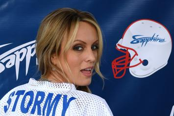"Stormy Daniels Returns To Porn In New Project Titled ""Stormy's Secret"""