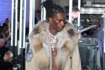 """10 Young Thug """"Singing"""" Tracks In Anticipation Of """"EBBTG"""""""