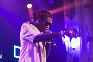 "Young Thug Cosigns Evander Griiim, Says He's ""About To Take Off"""