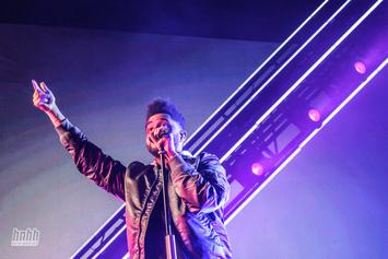 """Drake & The Weeknd Perform """"Crew Love"""" In Toronto"""