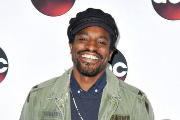 Andre 3000 Working On New Music With Aretha Franklin