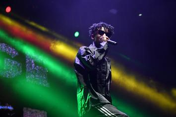 21 Savage Literally Crafts A Knife In Revealing Interview