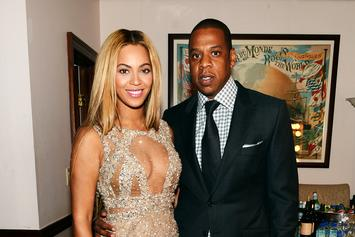 Beyoncé And Jay Z Are In The Midst Of Shooting A New Music Video