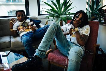 """Migos Discuss """"Streets On Lock 3"""", """"YRN2"""", Features And More"""