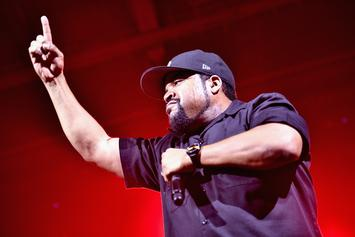 Ice Cube's New Movie Will Tackle Racism & Police Corruption
