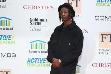 Joey Bada$$ Says New Album Is Almost Done In Tour Documentary