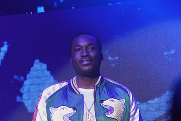 Meek Mill Makes Homeless Man Do Pushups For Money