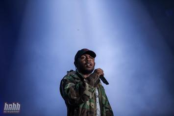 """Kendrick Lamar's """"DAMN."""" Will Contain Production From 9th Wonder & Steve Lacy"""