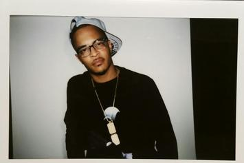"T.I. Releases Surprise Album  ""Us or Else: Letter To The System"" As TIDAL Exclusive"