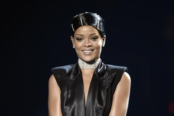 Rihanna Teases Release Of Her Next Fenty x PUMA Collection