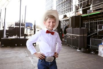"Walmart Yodel Boy Mason Ramsey Drops ""Famous"" After Signing With Atlantic"