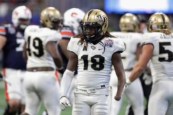 One-Handed Linebacker Shaquem Griffin Drafted By Seahawks, Inks Nike Deal