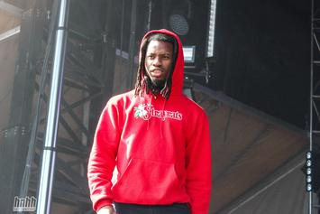 """Denzel Curry Gives Kanye West's """"Lift Yourself"""" A Glowing Review"""