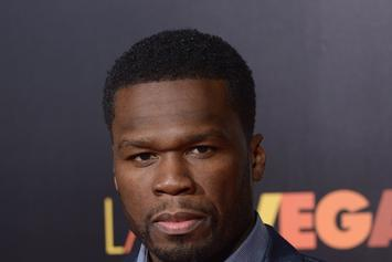 "50 Cent Takes On Executive Producer Role In ""B.M.F."" Film"