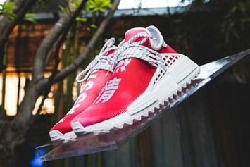 "Pharrell x Adidas NMD HU ""China Exclusive"" Pack Release Details"
