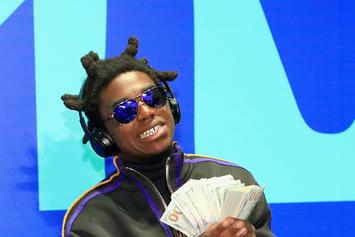 Kodak Black Wins $20,000 Playing Pool