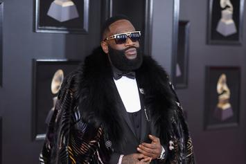 "Rick Ross Says He Told Meek Mill Not To Trust Nicki Minaj On New Album ""Rather You Than Me"""