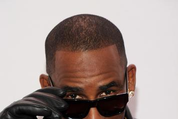 "R. Kelly Has 35 More Chapters Of ""Trapped In The Closet"" Done"