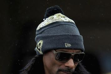 "Snoop Dogg On NFL's Strict Uniform Policy: ""I Think That's Some Bullsh*t"""