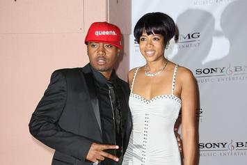 Nas Responds To Kelis' Abuse Allegations By Liking Comments Defending Him