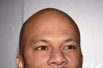 "Common Signs To Def Jam, Announces ""Nobody's Smiling"" Release Date"