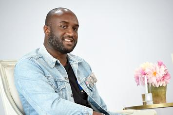 Virgil Abloh Collaborates With Ikea & Converse For Limited Edition Pieces