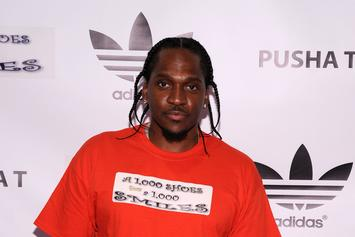 Pusha T Stumps For Tim Kaine In Miami